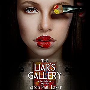 The Liar's Gallery Audiobook