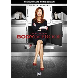 Body of Proof: The Complete Third Season