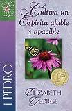 Una mujer conforme al corazón de Dios: 1 Pedro: Cultiva un espíritu afable y apacible (Spanish Edition)
