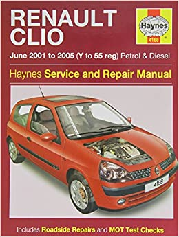 renault clio petrol and diesel service and repair manual. Black Bedroom Furniture Sets. Home Design Ideas