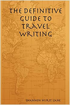 writing a travel book tips of driving