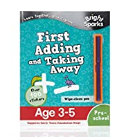 Bright Sparks First Adding & Taking Away