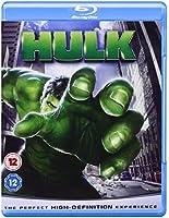 Hulk [Blu-ray] [Region Free]