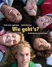 Wie geht's?, Student Text (World Languages)