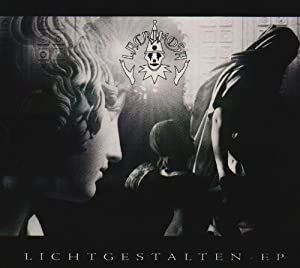 LACRIMOSA LICHTGESTALTEN EP