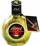 MOZART Gold Original Chocolate Austrian Liqueur 50cl Bottle