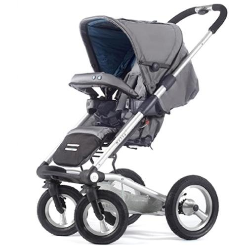 Low Price On Mutsy 4rider Stroller Cargo Grey Big