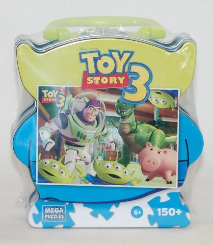 Toy Story 3: We're Andy's Toys! 150 Piece Puzzle in Alien Tin