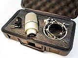 Mxl 990 Grossmembran-Kondensatormikrofon inkl. Case