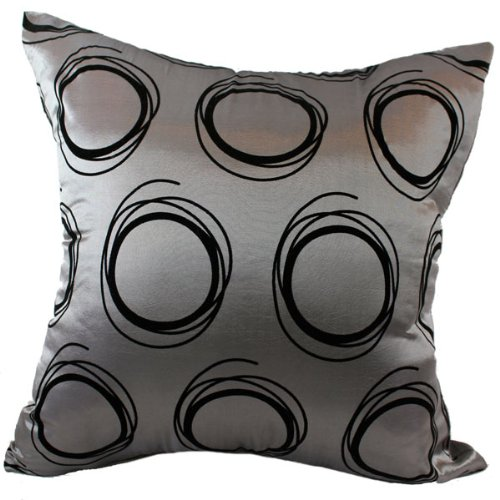 That's Perfect!® Silver and Black Circles 18