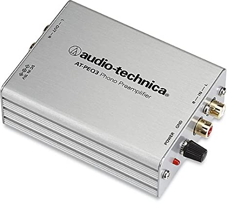 Phono-amplifier