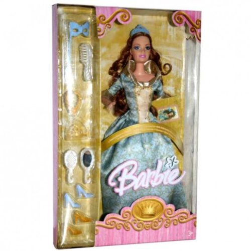 Mattel - Barbie J0995-0 - als Maskenball Prinzessin