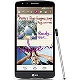 LG G3 STYLUS DUAL Sim Android KitKat Smart Phone D690 (TITAN BLACK)
