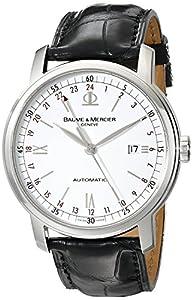 Baume & Mercier Men's 8462 Classima Automatic Strap Watch
