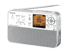 SONY ポータブルラジオレコーダー R51 ICZ-R51