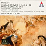 Nikolaus Harnoncourt And Concentus Musicus Wien Mozart: Sacred Works Ii