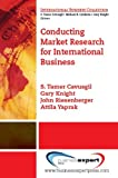 img - for Conducting Marketing Research for International Business book / textbook / text book