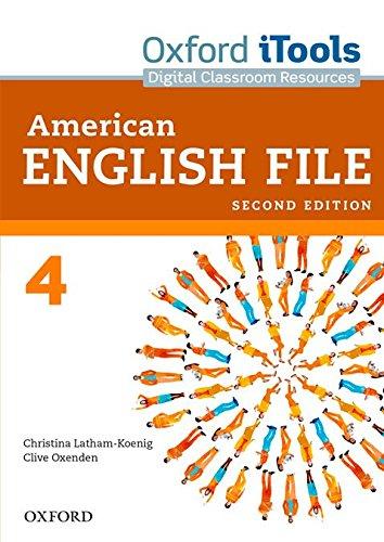 American English File 4: iTools 2ª Edición (American English File Second Edition)