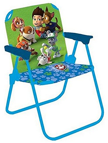 Paw Patrol Child's Folding Chair 3d светильник paw patrol chase