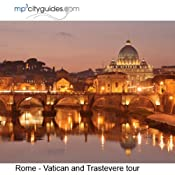 Rome - Vatican - Trastevere: mp3cityguides Walking Tour | [Simon Harry Brooke]