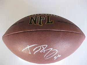 Dwayne Bowe, Kansas City Chiefs, Lsu, Tigers, Chiefs, Signed, Autographed, Auto, NFL... by Wilson