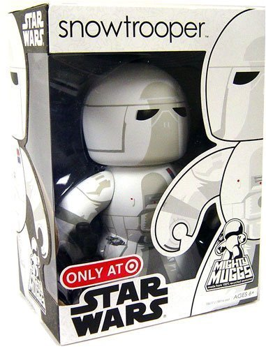 Star Wars Mighty Muggs Exclusive Vinyl Figure Snow Trooper