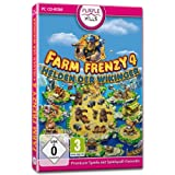 "Farm Frenzy 4, Helden der Wikinger, CD-ROMvon ""S.A.D. - SOFTWARE..."""