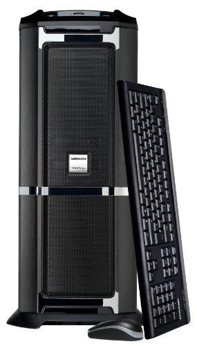 Medion Erazer X5209 D Gaming PC (Intel Core i5 2320 3.0Ghz, 8GB RAM, 1TB HDD, DVD/CD-RW, LAN, Nvidia GeForce GTX550Ti Graphics, Windows 7 Home Premium 64-Bit)