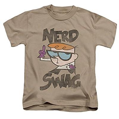 Dexter's Laboratory Nerd Swag Juvy T-Shirt