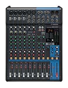 yamaha mg12xu 12 input stereo mixer musical instruments. Black Bedroom Furniture Sets. Home Design Ideas