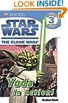 Star Wars Clone Wars Yoda in Action!...