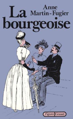 La bourgeoise (Figures t. 550)