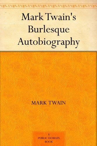 literary analysis paper mark twain