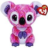 Ty Beanie Boos Kacey The Pink Koala Plush