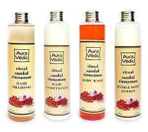 Sandal Cinnamon Bath and Body Care