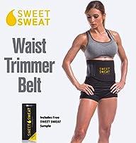 Sweet Sweat Premium Waist Trimmer for…