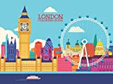 London Coloring Book