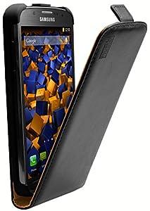 mumbi PREMIUM Leder Flip Case Samsung Galaxy S4 Active Tasche - NUR für S4 ACTIVE / Nicht für normales S4
