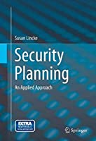 Security Planning: An Applied Approach Front Cover