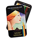 Prismacolor Premier Colored Woodcase Pencils, 12 Assorted Colors/set