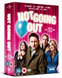 Not Going Out - Series 1-4 Complete [DVD]