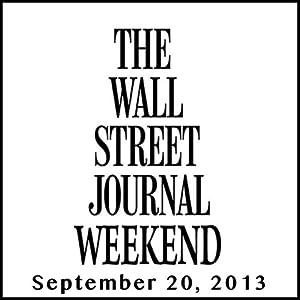 Weekend Journal 09-20-2013 Newspaper / Magazine