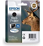 Black XL Stag Original Printer Ink Cartridge for Epson WorkForce WF 3520DWF