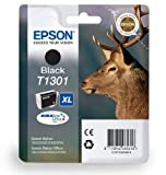 Black XL Stag Original Printer Ink Cartridge for Epson WorkForce WF 3010DW