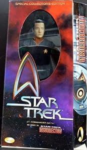 STAR TREK - Insurrection- Lt. Commander DATA 12 inch figure