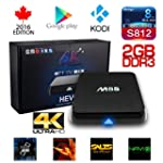 M8S Android TV Box KODI Amlogic S812...