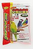 ナチュラルペットフーズ おいしい小鳥の食事 皮付き 1.8kg