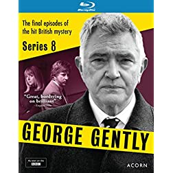 George Gently: Series 8 [Blu-ray]