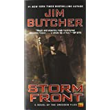 Storm Front: Book one of The Dresden Filesby Jim Butcher