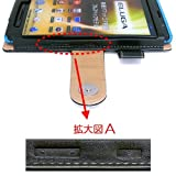 【Smart Holder for Biz】 docomo ELUGA X P-02E 専用(ブックスタイル) SH-P02H